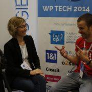 Daniel Roch lors du WP Tech