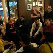 Soirée communautaire au WordCamp Paris