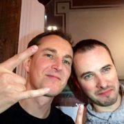 Ozh Richard et Daniel Roch