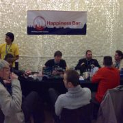 Le Happiness bar du WordCamp Paris