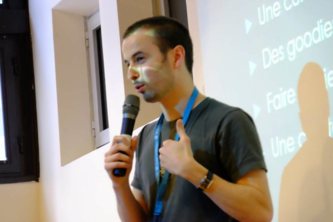 WordCamp Paris - 2015